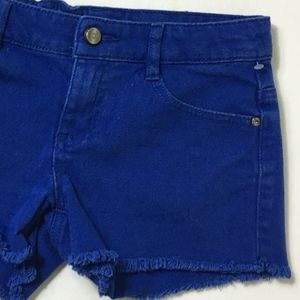 DKNY Rockaway Girl's Adjustable Jean Shorts